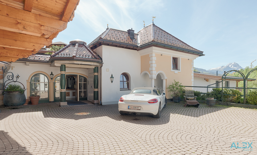 Fotos einer Villa in Kirchberg für AS Immobilienwelt