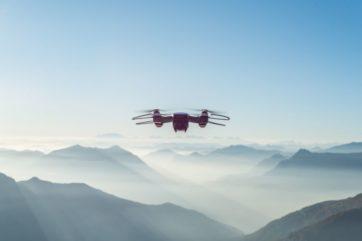 Drohnen-Fotografie