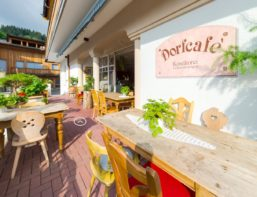 360° virtuelle Tour Café Fieberbrunn