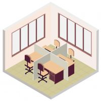 Geschäftlich (Büro, Praxis, Schauraum, etc.)