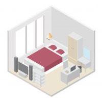 Immobilie (Wohn-Immobilie, Ferien-Immobilie)