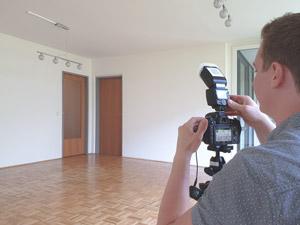 Lerne Immobilien richtig zu fotografieren