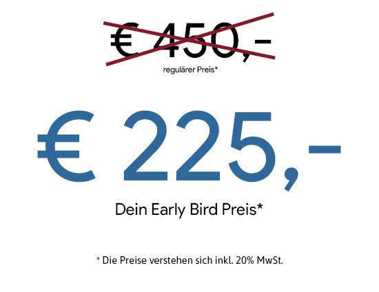 Early-Bird-Preis