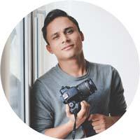 Fotograf lernt Immobilien selbst zu fotografieren