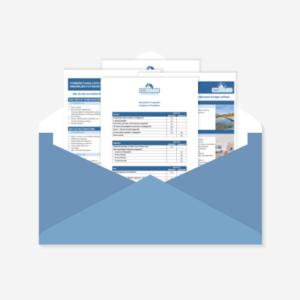 Immobilien Checklisten ins Postfach