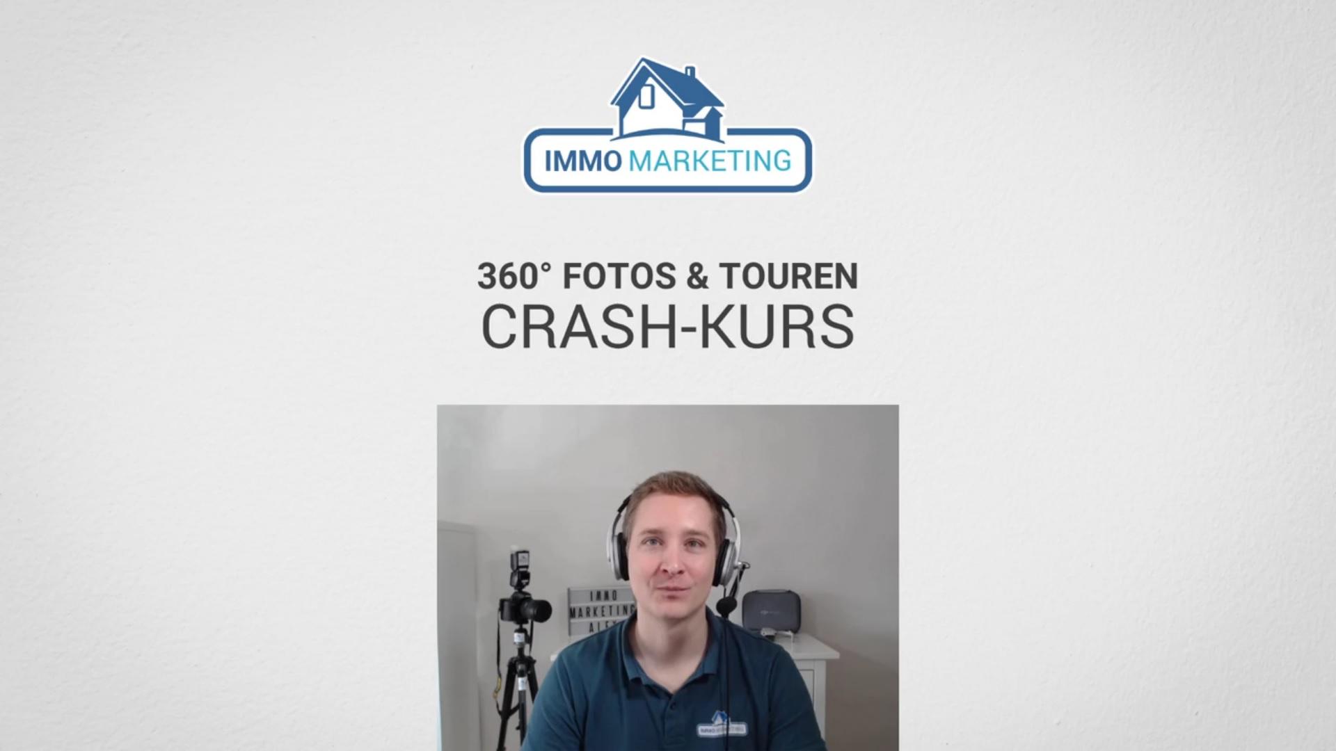 Modul 1 - Nutzungsarten von 360° Aufnahmen