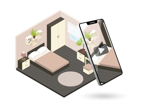 Immobilienvideos selbst filmen mit dem Smartphone