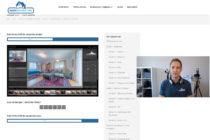 Vorschau der Inhalte im Onlinekurs Immobilien Fotos